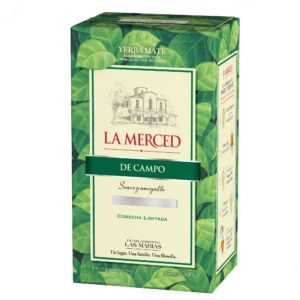 Packet of Yerba Mate La Merced Original del Campo 500g