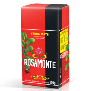 Packet of Yerba Mate Rosamonte 1Kg